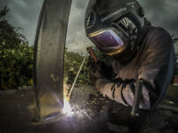 MOBILE ARC WELDING