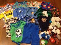0-3 Month Boy Clothes
