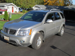 2007 Pontiac Torrent All Wheel Drive SUV