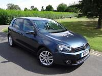 VOLKSWANGEN GOLF 2.0 GT TDI BLUEMOTION TECH 5DR 2011/11