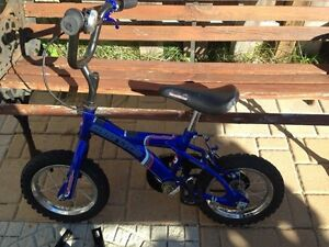 Bicyclette pour touts-petits