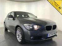 2014 BMW 120D SE DIESEL HATCHBACK £30 ROAD TAX SAT NAV 1 OWNER SERVICE HISTORY