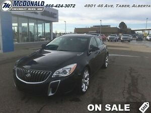 2014 Buick Regal GS   ALL WHEEL DRIVE! 20'' WHEELS! 2.0L TURBO!