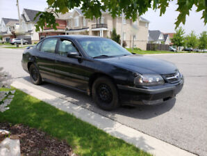 2000 Chevy Impala LS, Good Condition AS IS - $2500 (OBO)