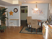 Furnished One Room in Shared 2 Bedrooms BST Suite