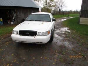2011 Ford Crown Victoria p7b Berline