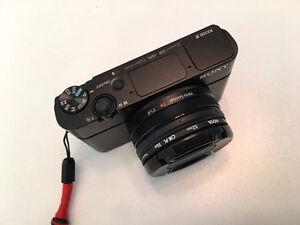 Sony RX100M4 état neuf