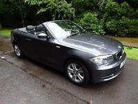 BMW 120d SE Auto 2.0 Convertible ( 177 bhp ) - 2008/58 reg