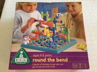 ELC Round the bend
