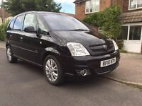 Vauxhall meriva 1.4 petrol, 2010reg, only 38k on the clock! New MOT! Very clean!!