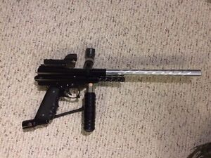 Spyder Paintball Marker with tons of upgrades and extras Cambridge Kitchener Area image 10