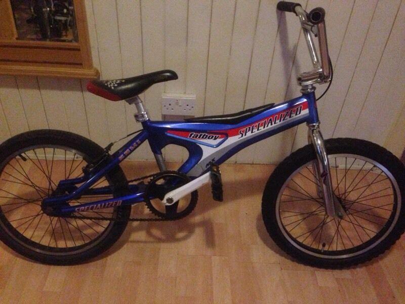oldschool midschool specialized fatboy hemi bmx bike in maidenhead