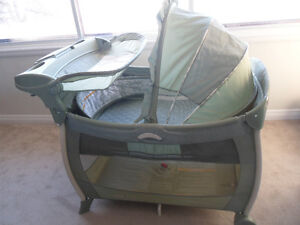 GRACO PACK and PLAY PLAYPEN - NDG
