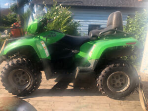2008 Arctic Cat TRV 500  4x4