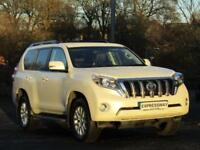 2014 Toyota Land Cruiser 3.0 D-4D Invincible SUV 5dr Diesel Automatic (7