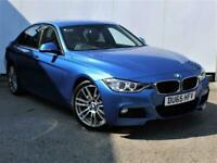 2015 BMW 3 Series 320d M Sport 4dr Step Auto [Business Media] Saloon Saloon Dies