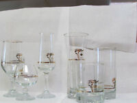 56 pce set Calgary Olympics Glasses