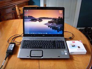 """HP dv9417ca 17"""" Pavilion Entertainment PC"""