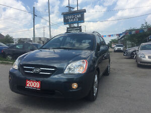 *CERTIFIED*7SEATS*2009 Kia Rondo EX w/3rd Row Wagon