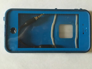 Used LifeProof Fre Iphone 6/6s (Blue) phone case