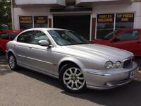 2002 (02) Jaguar X-TYPE 2.5 V6 SE ** Full Service History **