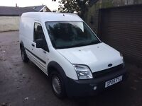 Ford transit connect 2005 12 months mot!! Low miles !