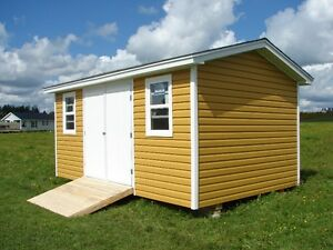 Allain Baby Barn - The Specialist in Storage Sheds and Garages