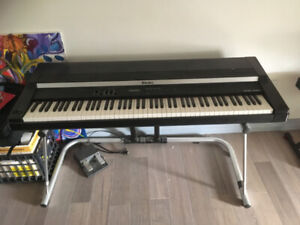 RHODES Weighted Keyboard