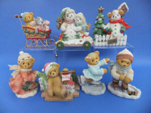 Cherished Teddies - Christmas / Winter Themed