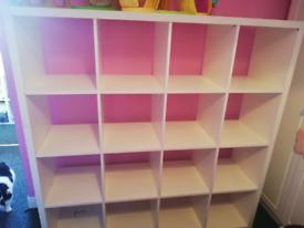 Large IKEA box unit