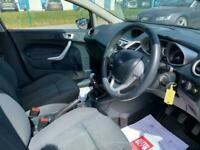 2011 Ford Fiesta 1.4 TDCi DPF Zetec 5dr Hatchback Diesel Manual