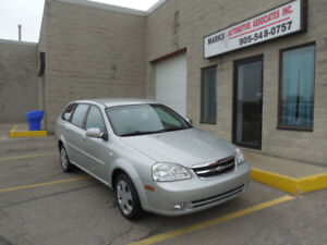 2007 Chevrolet Optra Wagon - (44,000 kms)