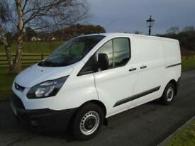 FORD TRANSIT CUSTOM 290 100PS ECOTECH VAN 16 REG ONLY 21,500 MILES