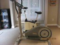 EXERCISE EQUIPMENT LIKE NEW!
