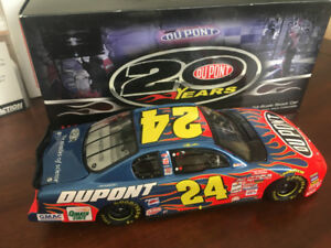 Limited Edition Jeff Gordon Nascar Diecast #24
