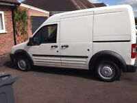 Man and van removal courier service 24/7