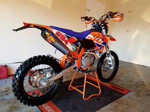 2009 KTM 530 EXC only 900kms