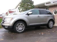 2008 Ford Edge Limited,,,Top of the line