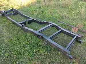 1967 - 1972 Chevrolet / GMC C10 Frame / Chassis and Suspension