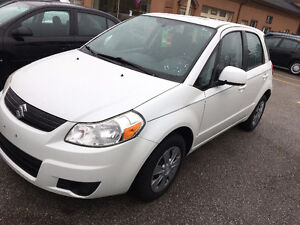 2008 Suzuki SX4 Certified N E-Tested With Clean Car-Proof