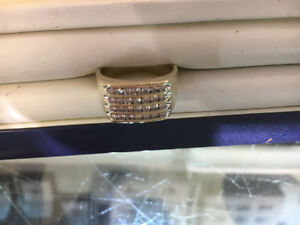 Gents 10K Yellow Gold Ring