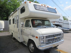 WANTED: 21-24' Class C Motorhome in Great Condition