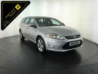 2011 61 MONDEO TITANIUM TDCI 1 OWNER FROM NEW SERVICE HISTORY FINANCE PX WELCOME