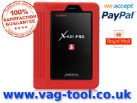 """Refurbished Launch x431 PRO full with 7"""" Tab and BT Interface as good as VCDS,Vagcom,Delphi,Snap-on"""