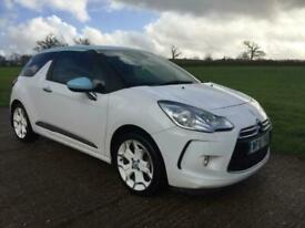 image for 2010 Citroen DS3 1.6 VTi 16V DStyle 3dr Hatchback Petrol Manual