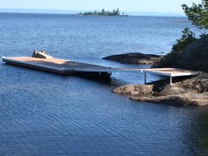 HIGH QUALITY ,  Huge Savings! Aluminum Docks!