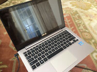 """ASUS Q200E 12"""" Touchscreen Laptop Windows 10 - 1 year old"""
