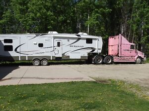 Very fast, RV Hauler, Horse Trailer/Highway tractor/Volvo