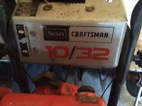 souffleur craftman 10/32