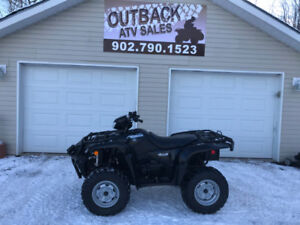 2014 SUZUKI 750 AXI KINGQUAD SE ( SOLD )